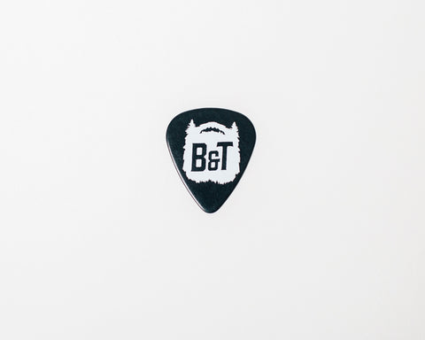 Beard & Tackle Guitar Pick (Wax Excavator) - Beard & Tackle  - 1