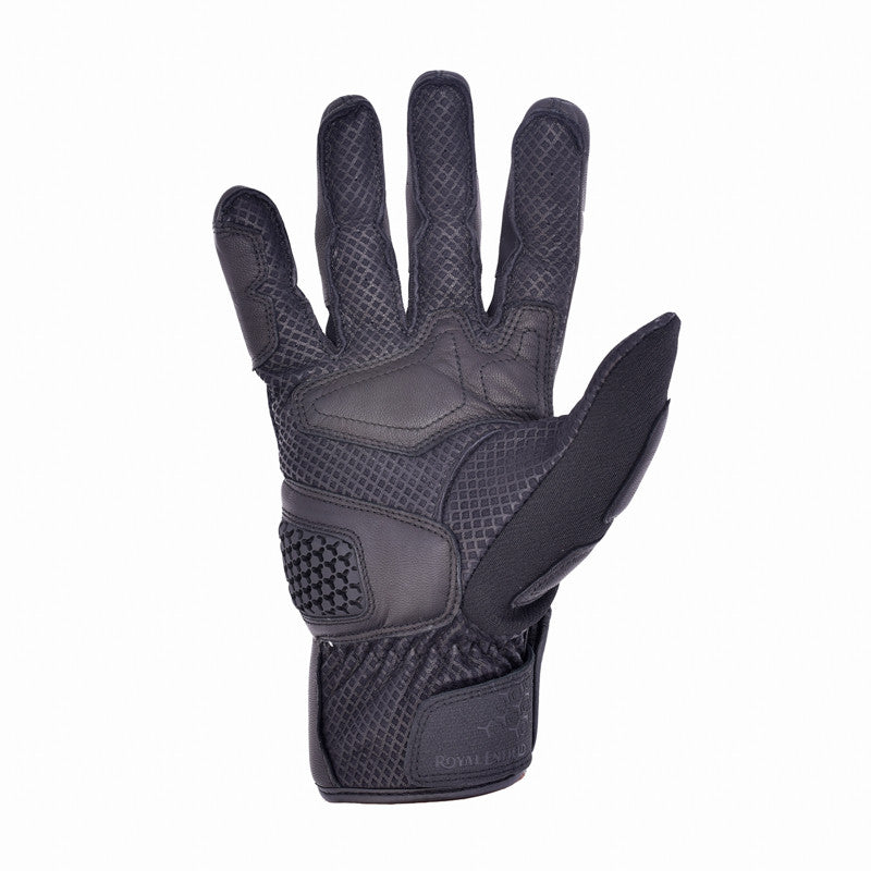 Darcha Warm Weather Gloves Black - Royal Enfield