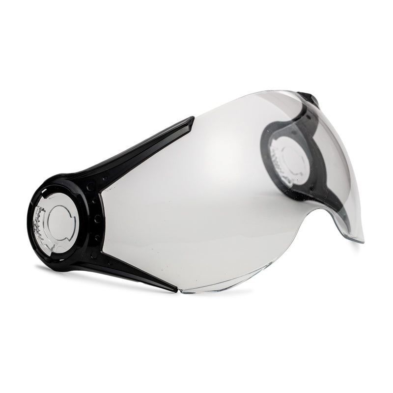 OPEN FACE CLEAR VISOR-V1