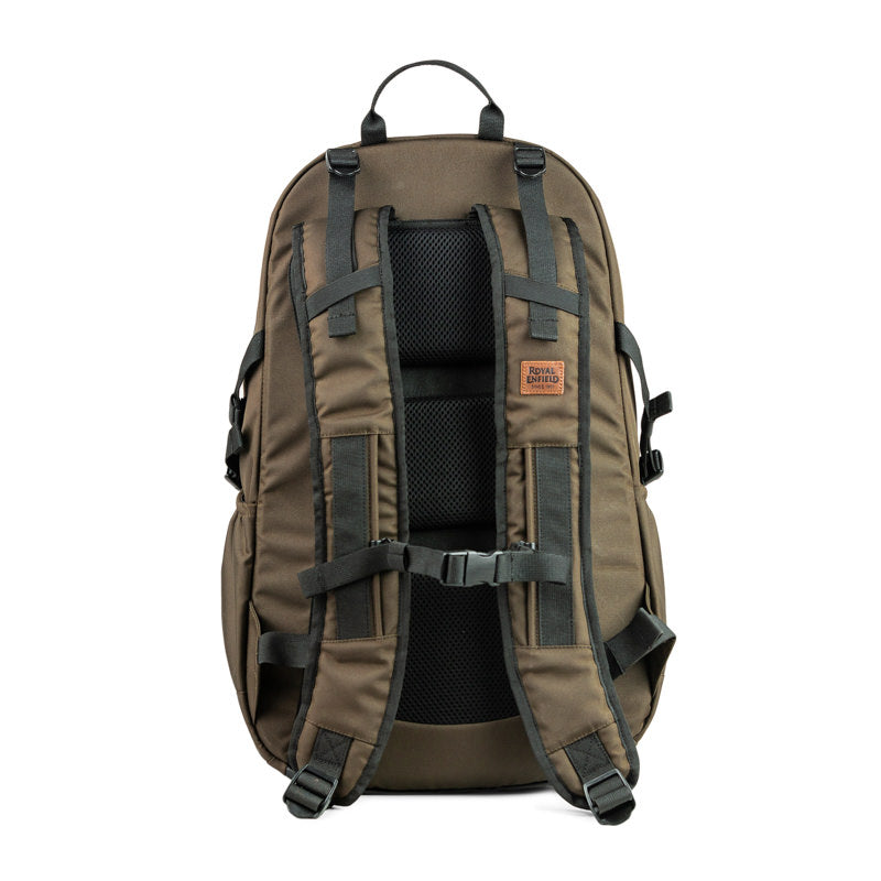 BRAVO TACTICAL BACKPACK - OLIVE