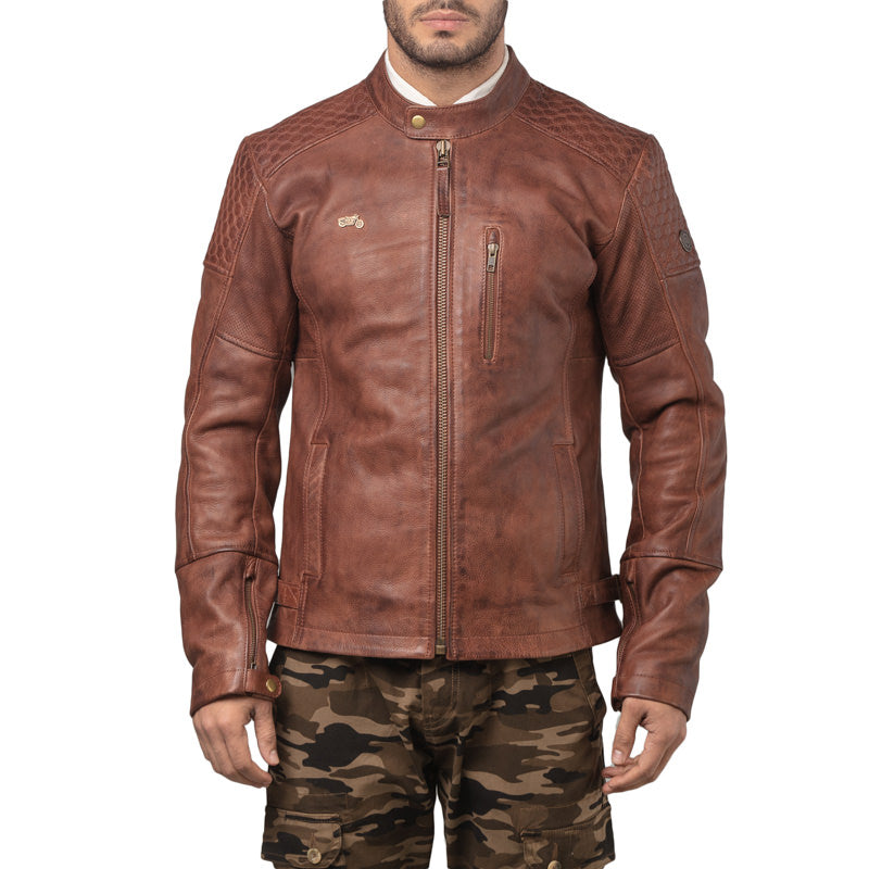 Spirit Jacket Brown
