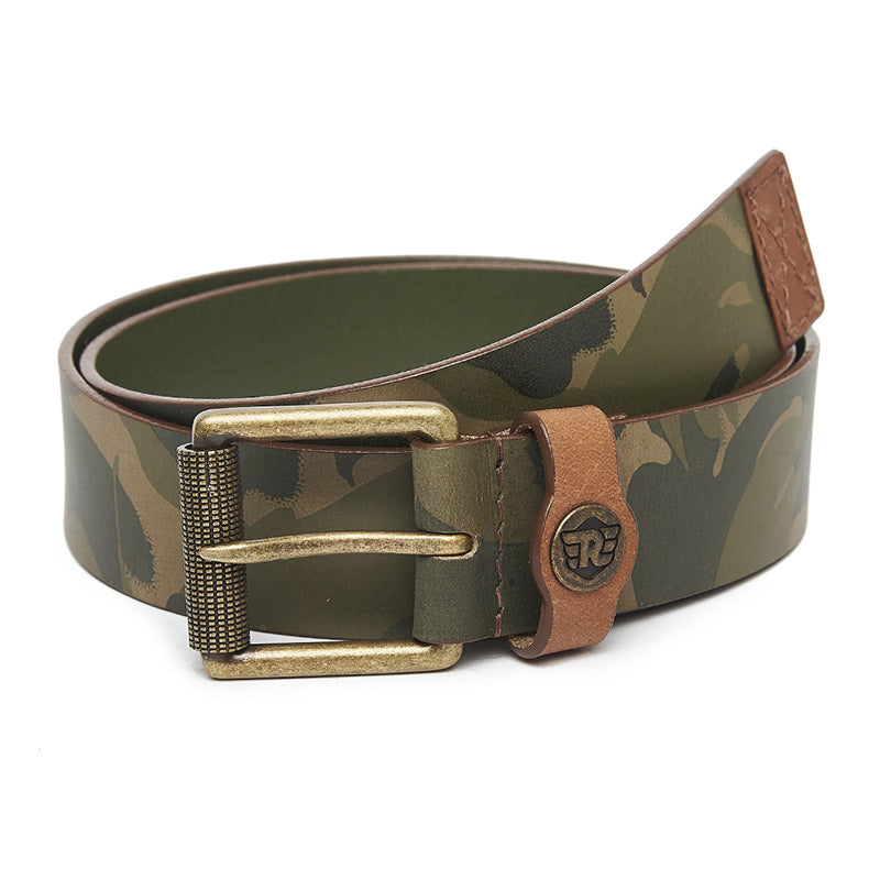 Brushstroke Camo Belt Camo Green - Royal Enfield