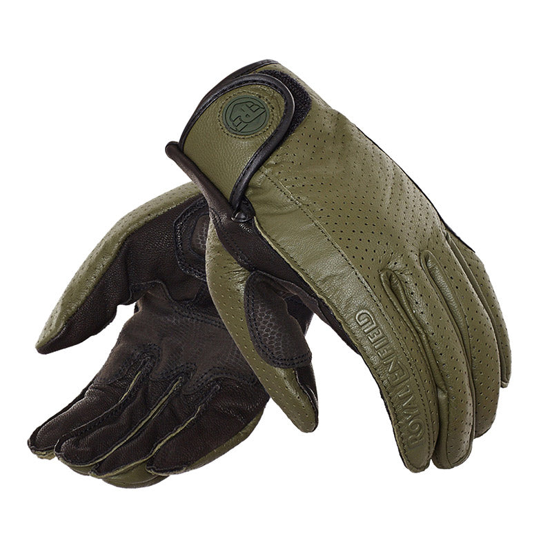Summer Riding Gloves Olive