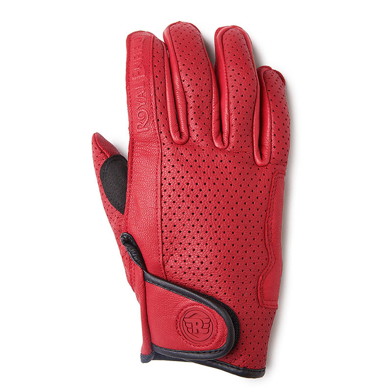 Summer Riding Gloves Red