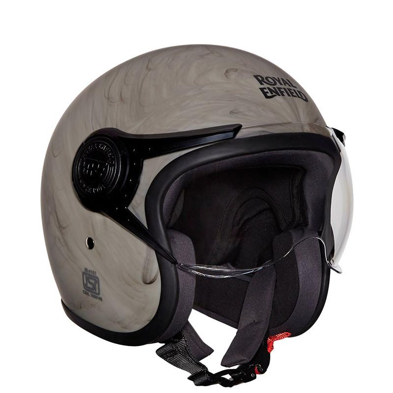 Metamorph Helmet Marble Matt Grey