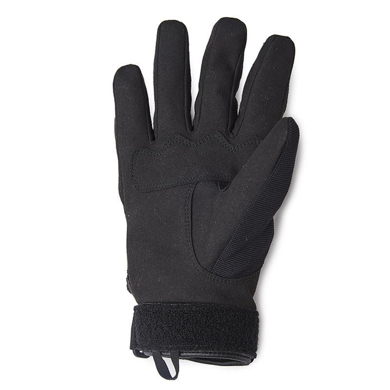 Royal Enfield Military Gloves Black