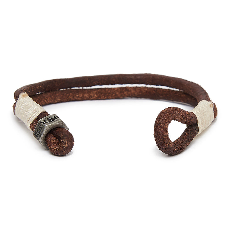 Nut Hook Bracelet Brown