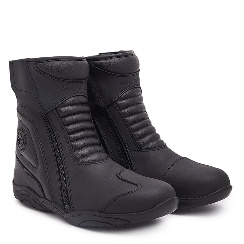 Touring Boots Mid Rise Black