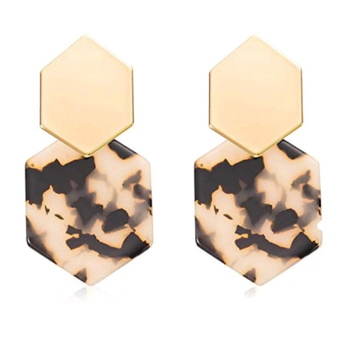 Nora Earring Natural