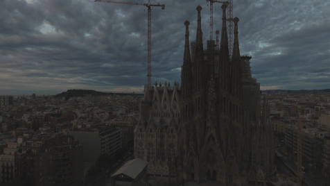 Barcelona: Aerial 1