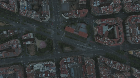 Barcelona: Aerial 4
