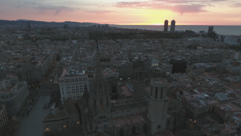 Barcelona: Aerial 11