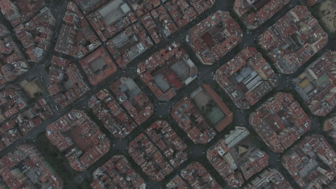 Barcelona: Aerial 13