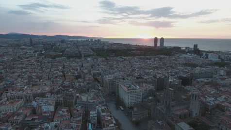 Barcelona: Aerial 17