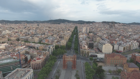 Barcelona: Aerial 20
