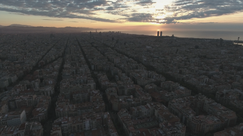 Barcelona: Aerial 21
