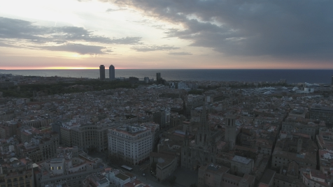 Barcelona: Aerial 22
