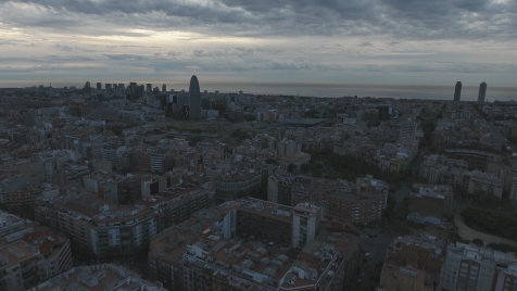 Barcelona: Aerial 26
