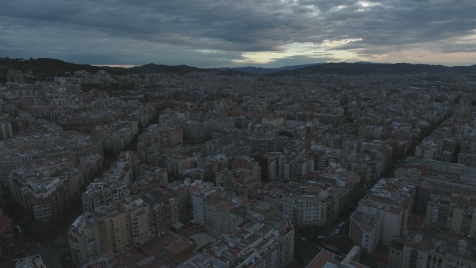 Barcelona: Aerial 27