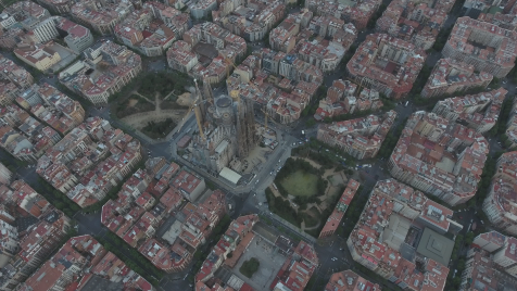 Barcelona: Aerial 34