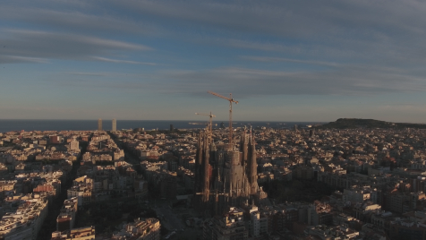 Barcelona: Aerial 38