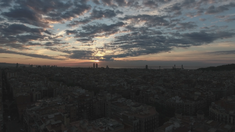 Barcelona: Aerial 50