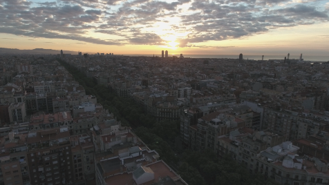 Barcelona: Aerial 53