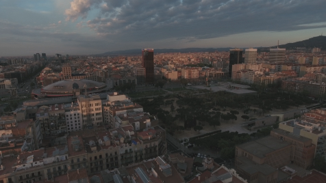 Barcelona: Aerial 54