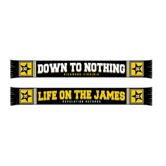 Down To Nothing - LOTJ Woven Scarf - Shop Shogun