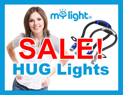 2 Pack HUGlight SALE!