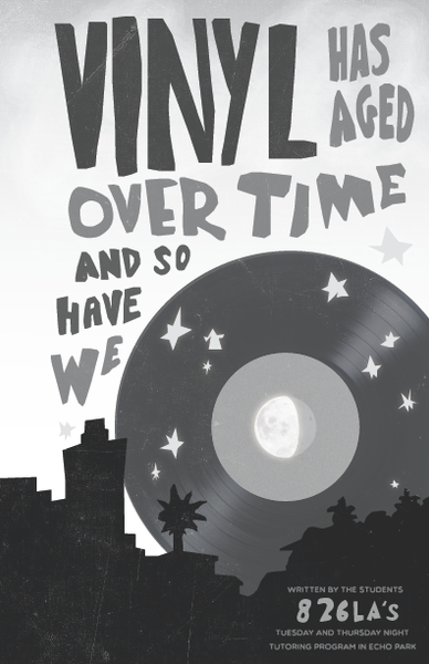 Vinyl Has Aged Over Time and So Have We