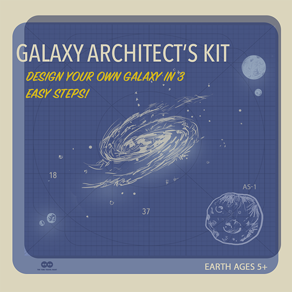 Galaxy Architect's Kit