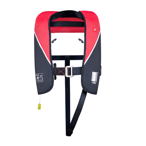 Whip 150N Inflatable Lifejacket