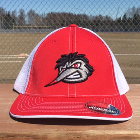 Swarm hat in Red & White