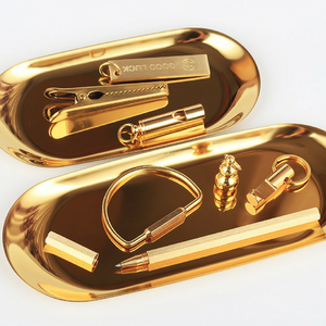 Keii Gold Mini Tray