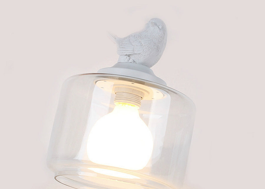 Bird's Nest Ceiling Lamp - Homlly