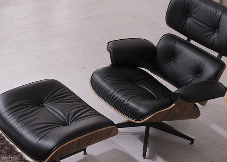 Corleone Lounge Chair - Homlly