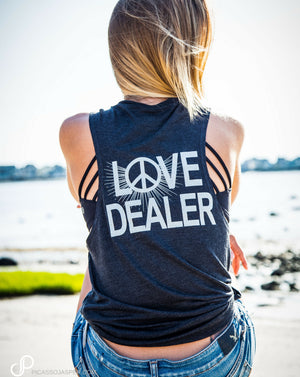 LOVE Dealer, Relaxed Muscle Tank