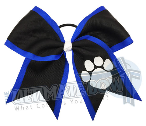 Paw Power Cheer Bow