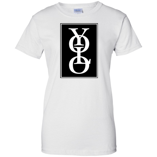 YOLO - G200L Gildan Ladies' 100% Cotton T-Shirt