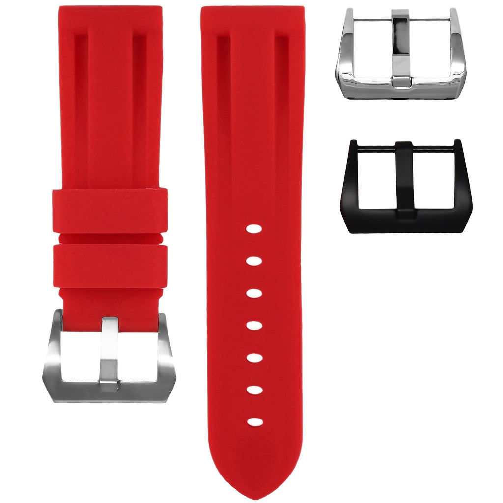 RED BREITLING FOR BENTLEY MOTORS T STRAP