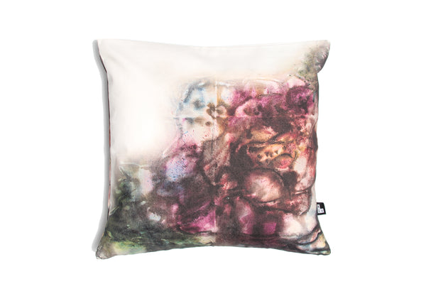 Cushion Coloured Cover Transience II Peony 45cm