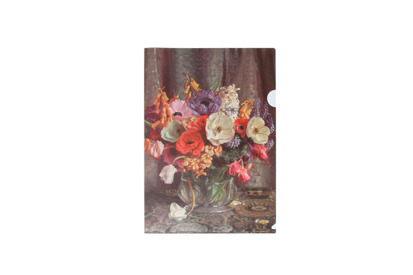 Document Wallet Spring flowers Plastic A4