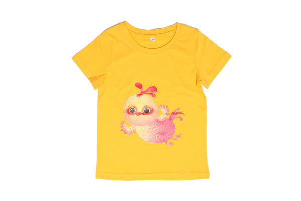 T-Shirt Kids Chicken