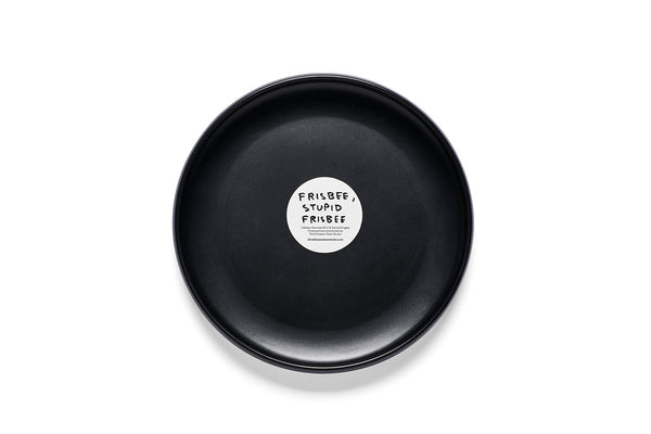 Collect records frisbee david shrigley