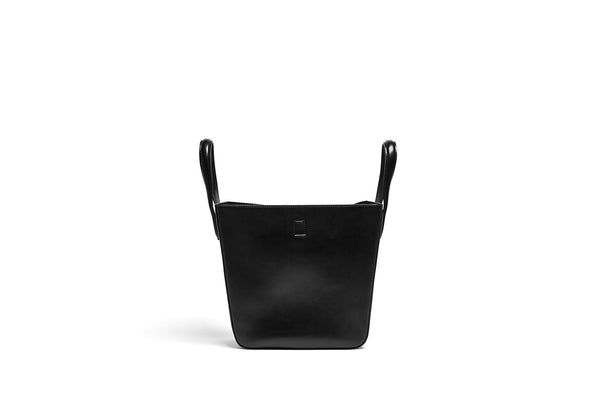 Eight mini black handbag