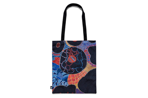 Tote Bag Puli murpu – Mountain range