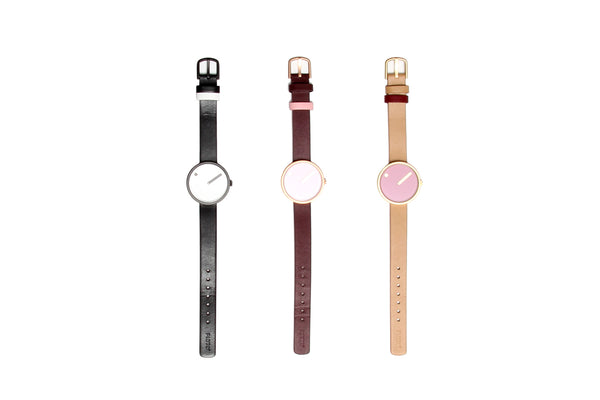 Picto Wrist Watch
