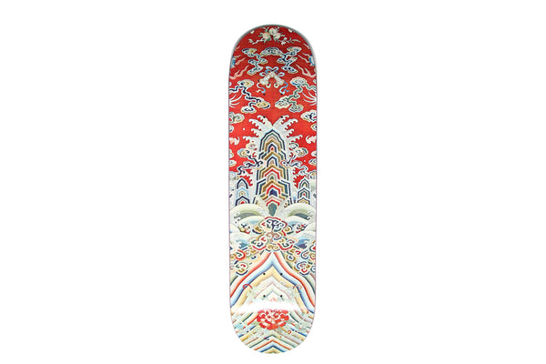 Skateboard Imperial Robe Red