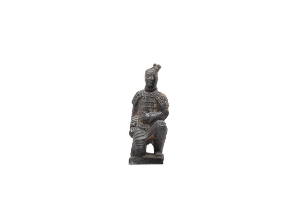 Terracotta Warrior Archer Kneeling 25cm
